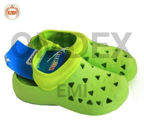 image number  4 products  Lupilo baby sandals made of Philon 