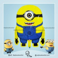 Wholesale buying Single Eye Minion Foil (50 Numbers) Supplier:                                                                                                            aghayetavallod