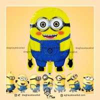 Wholesale buying Minion Personal Foil Double Eyes (50 Numbers) Supplier:                                                                                                            aghayetavallod