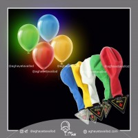 Wholesale buying Simple lighted balloon Supplier:                                                                                                            aghayetavallod