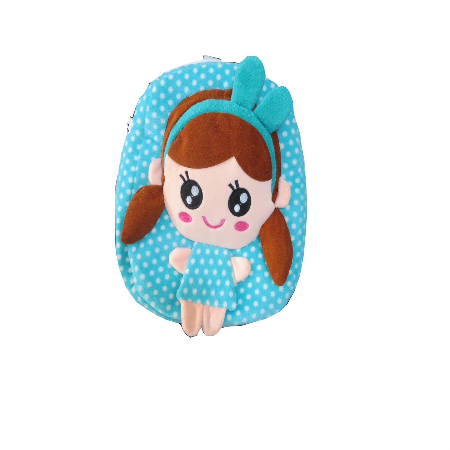 products  Girl's bag with green design