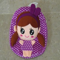 Iranian's  Purple Girl's Bag