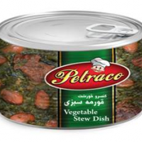Iranian's Canned meat 350g vegetable stew