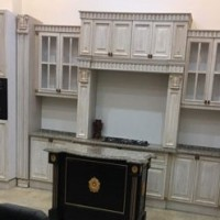 Iranian's  Full cabinet for wood