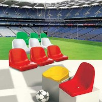 Iranian's Stadium chair without backrest