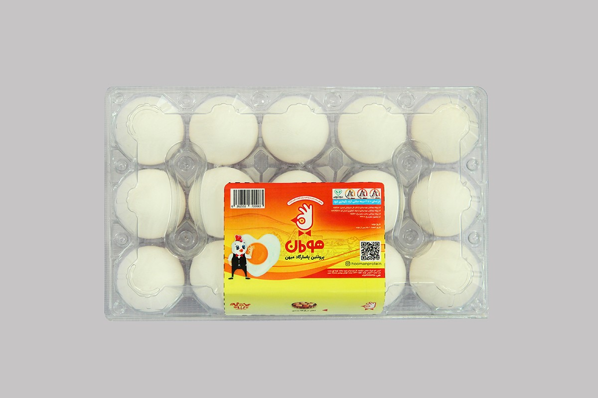 products  Eggs packed 15 pieces