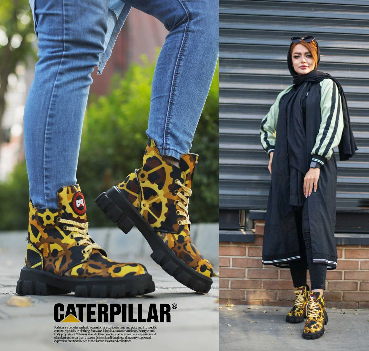 image number  2 products  Women's patterned ankle boots