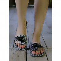 image number  2 products  Sandals. Paint of Part 2