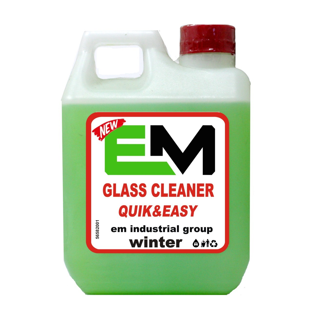 products  Car wash solution for winter 1000 ml volume