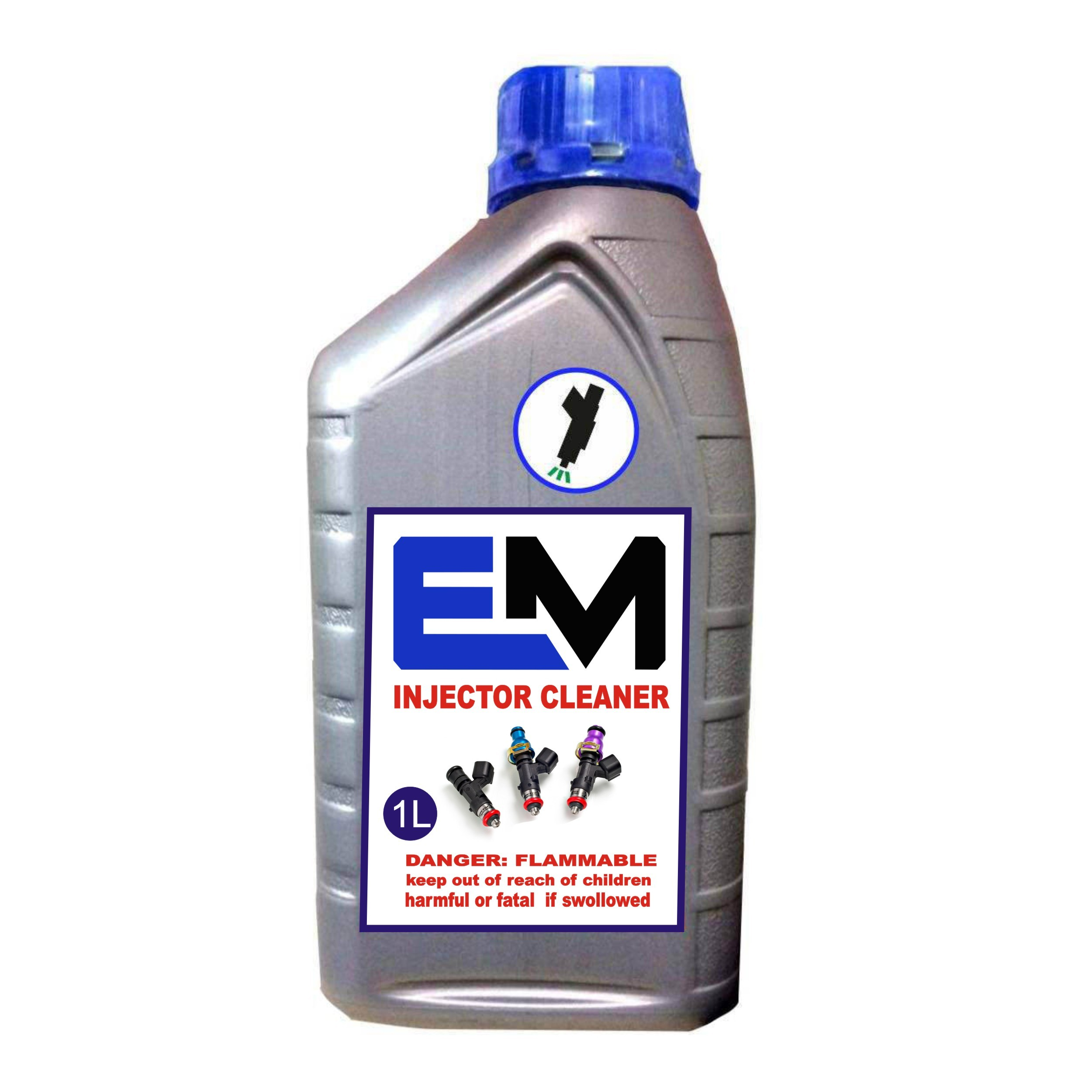 products  EM car injector cleaning solution, 1000 ml volume