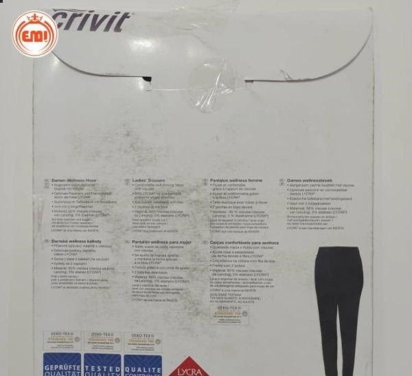 image number  1 products  Sports pants, women's lace brand (Crevit)