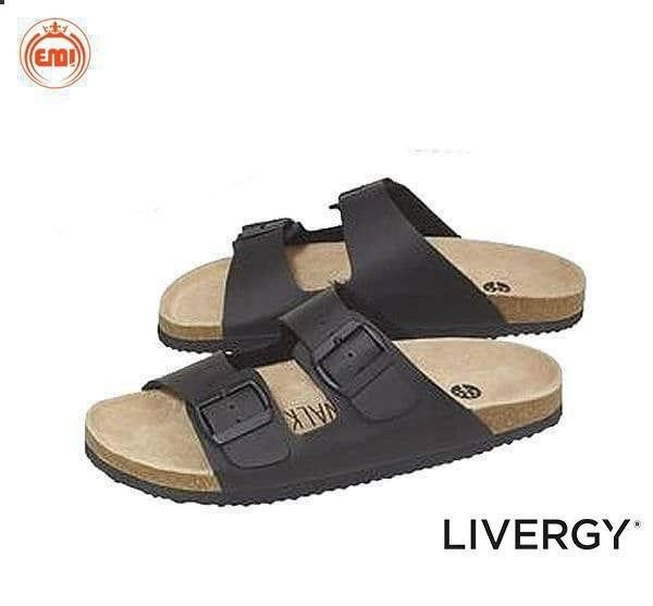 image number  2 products  Men's sandals brand (Foot Felix and Liurge)