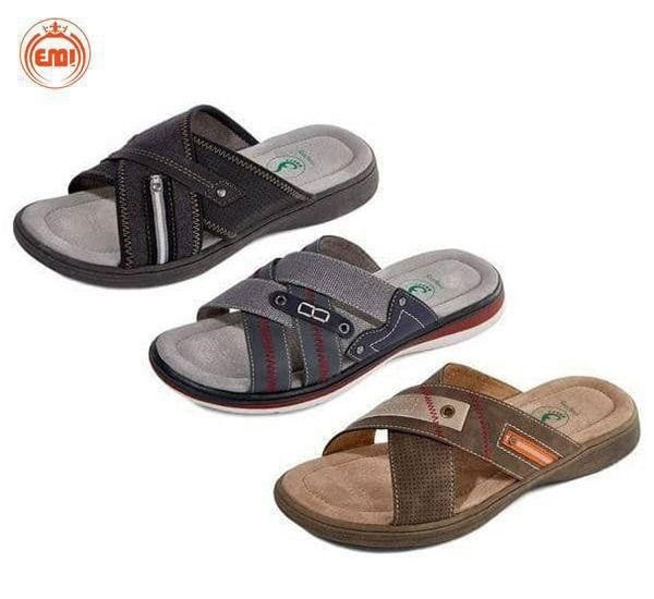 image number  1 products  Men's sandals brand (Foot Felix and Liurge)