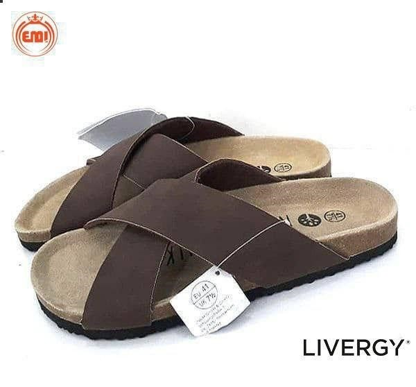 image number  3 products  Men's sandals brand (Foot Felix and Liurge)