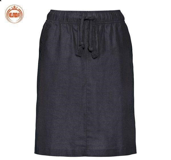 image number  2 products  Esmara brand women's short skirt with linen;