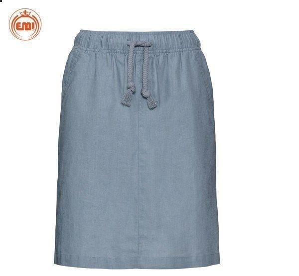 image number  1 products  Esmara brand women's short skirt with linen;