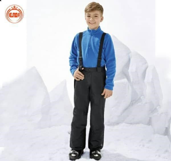 image number  2 products  Children's ski pants, brand (Crew)