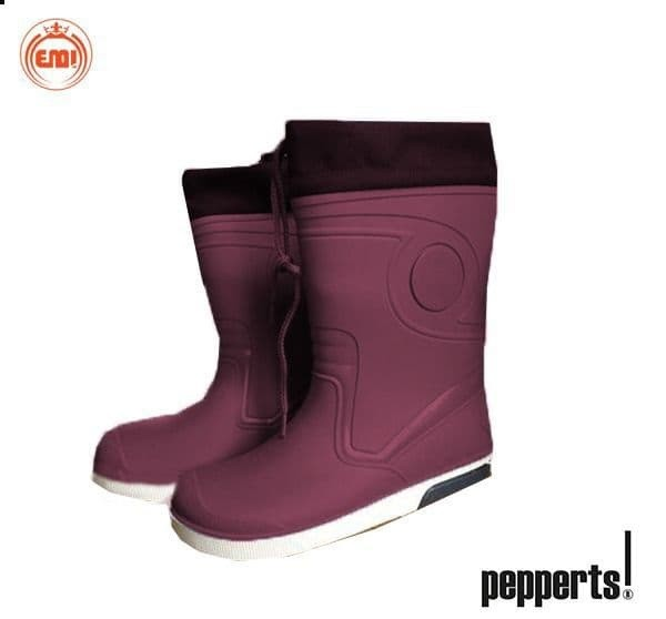 image number  5 products  Children's fur boots, brand (peppers)