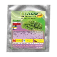 Wholesale buying NPK fertilizer 34 10 10 Suitable for indoor plants closed 120 g Supplier:                                                                                                            Tetaco