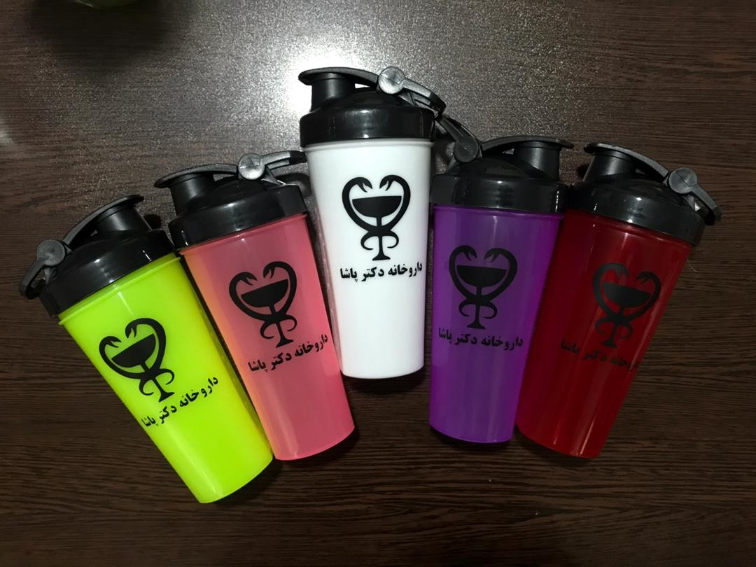 products  Dedicated logo shaker