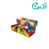 Iranian's  200 sheets of colorful paper singles