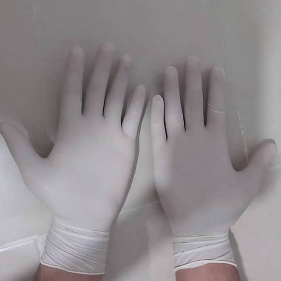 image number  1 products  Latex gloves