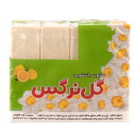 Iranian's  Narcissus flower laundry soap