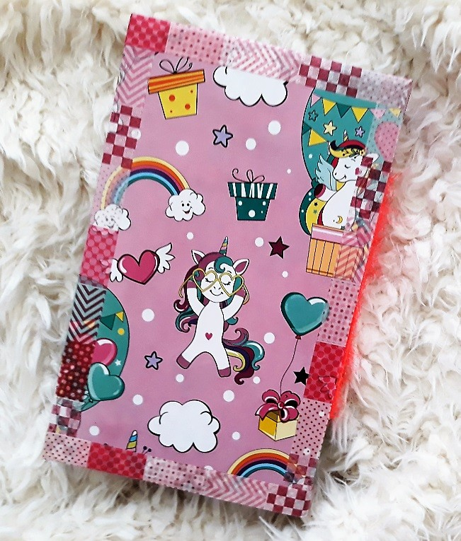 image number  12 products  Handmade notebook