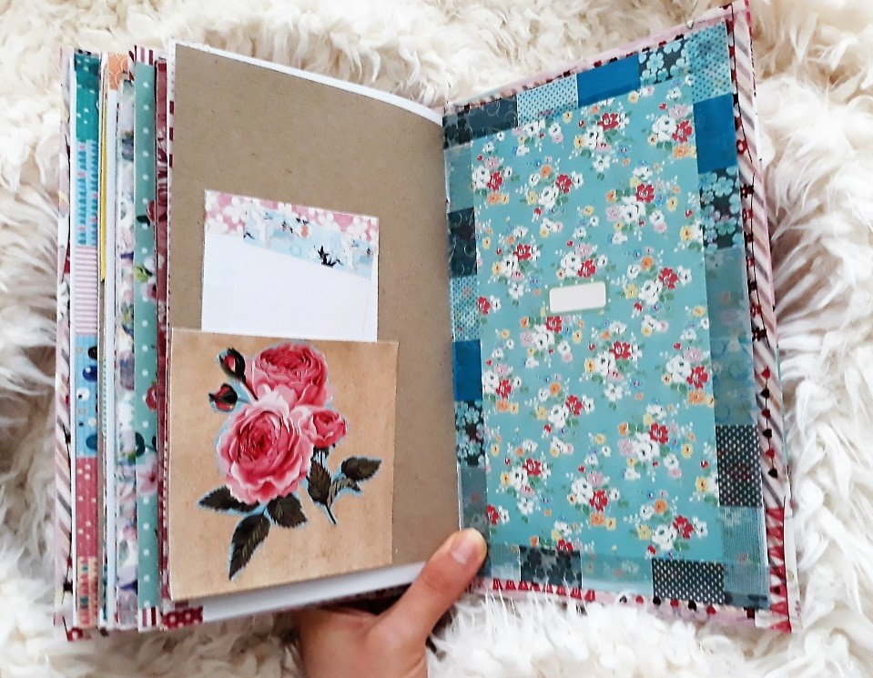 image number  11 products  Handmade notebook