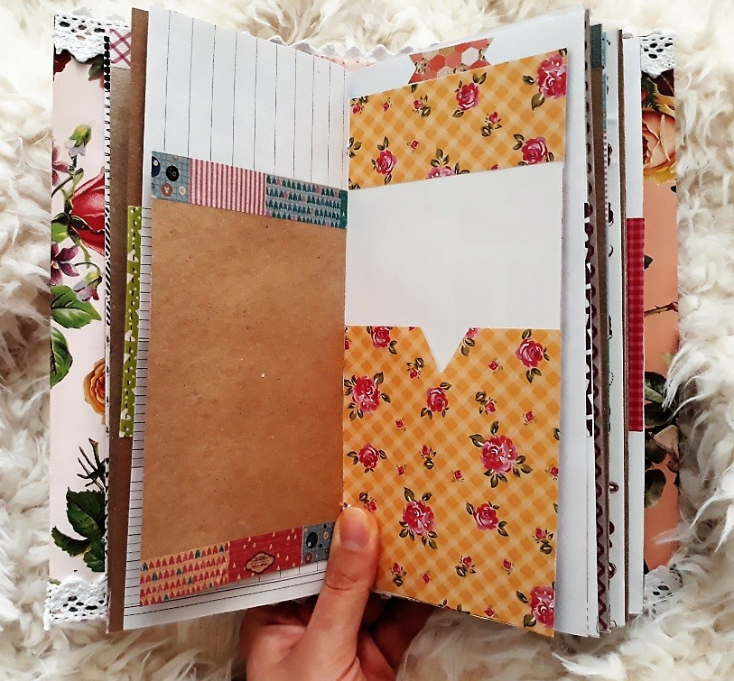 image number  4 products  Handmade notebook