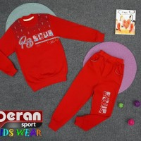 Wholesale buying RB SOUR boy's blouse and pants Supplier:                                                                                                            peran sport
