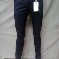 Wholesale buying Men's trousers with navy blue satin linen Supplier:                                                                                                            Jean iran javan