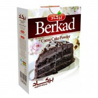 Iranian's  Cake powder with cocoon flavor of 400 grams weight