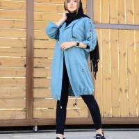 Wholesale buying 2 pocket hooded spring coat Supplier:                                                                                                            MG COLLECTION