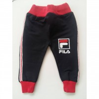 Wholesale buying Fila Flower Striped Glossy Pants Size 40_45 Supplier:                                                                                                            Papion