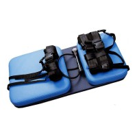 Iranian's  L5 waist stretching machine for treatment of waist and sciatic disk