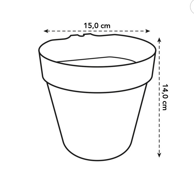 image number  2 products  Small wall green pot