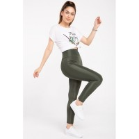 Wholesale buying Shiny and sleek women's support, khaki color Supplier:                                                                                                            Meditarrane