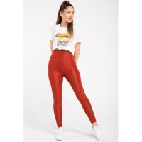 Wholesale buying Shiny women's leggings, cream Supplier:                                                                                                            Meditarrane