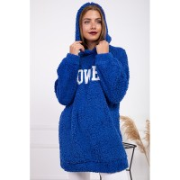 Wholesale buying Women's POWER PLUS blue sweater Supplier:                                                                                                            Meditarrane