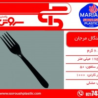 Iranian's  Coral Fork