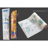 Wholesale buying Disposable tablecloth 50 meters 400 g white print Supplier:                                                                                                            ZadBoom ilia