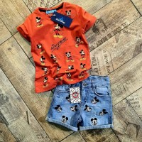 image number  1 products  Ticket Shorts Mickey