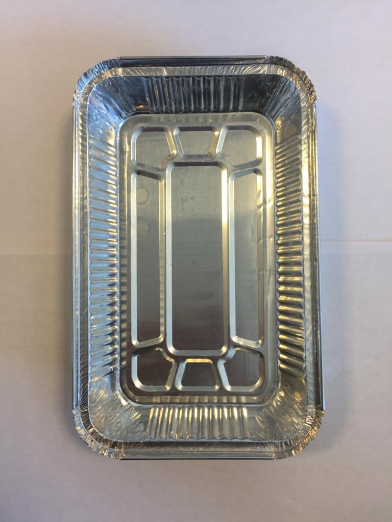 products  Barbecue aluminum disposable container code 230