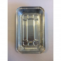 Wholesale buying Barbecue aluminum disposable container code 230 Supplier:                                                                                                            zarin