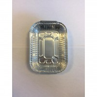 Wholesale buying Disposable aluminum container, semi-press code 111 Supplier:                                                                                                            zarin