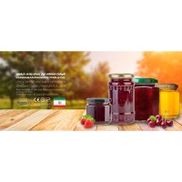 Iranian's  Equipment and machinery for the production and packaging of jams, marmalades and juices