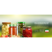 Iranian's  Equipment and machinery for pickles, pickles and salads