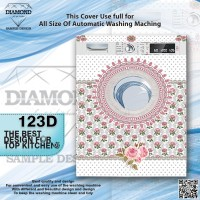 Wholesale buying 123D washing machine cover Supplier:                                                                                                            panamdiamond