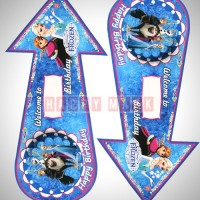 Wholesale buying Pack of 2 Flash Help Frizzle theme Supplier:                                                                                                            happymark